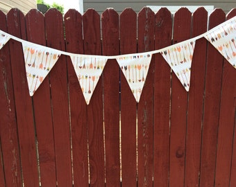 Arrows Bunting Flags