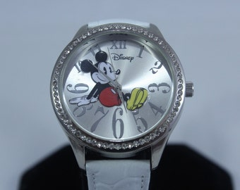 Ladies Walt Disney  Mickey Mouse Quartz Watch