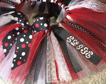 Personalize your tutu with a name