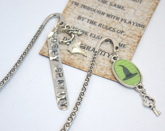 Wicked the musical Bookmark