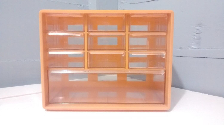 Vintage Storage Cabinet 25