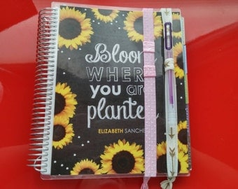 Planner bands for Erin Condren and Plum Paper planners