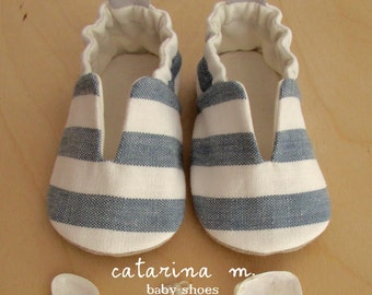 BABY SHOE PATTERN * Model n.4 * Catarina M. (English-Centimeter+Inches) pdf