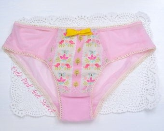 Girly Girl Bikini Brief panties, undies