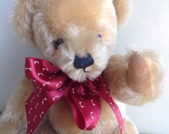 Unused Vintage Merrythought bear