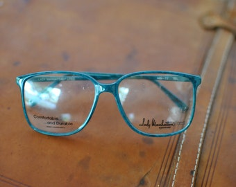 Vintage LADY MANHATTAN LITES ladies glasses , frames ....