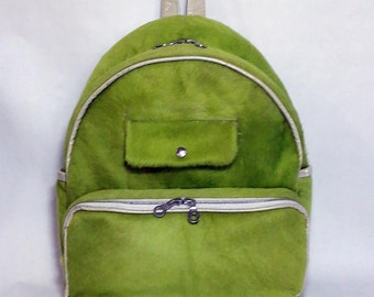 Pony Fur Compact Backpack