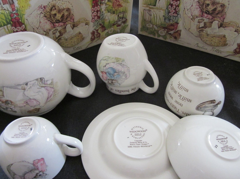 vintage beatrix potter plush eBay
