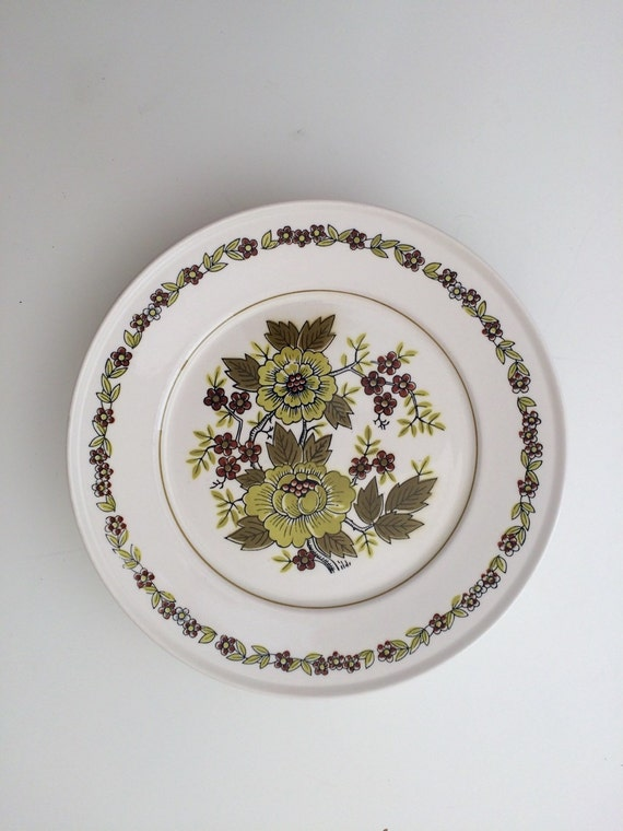 Mikasa Provencal Greenfiled Dinner Plate