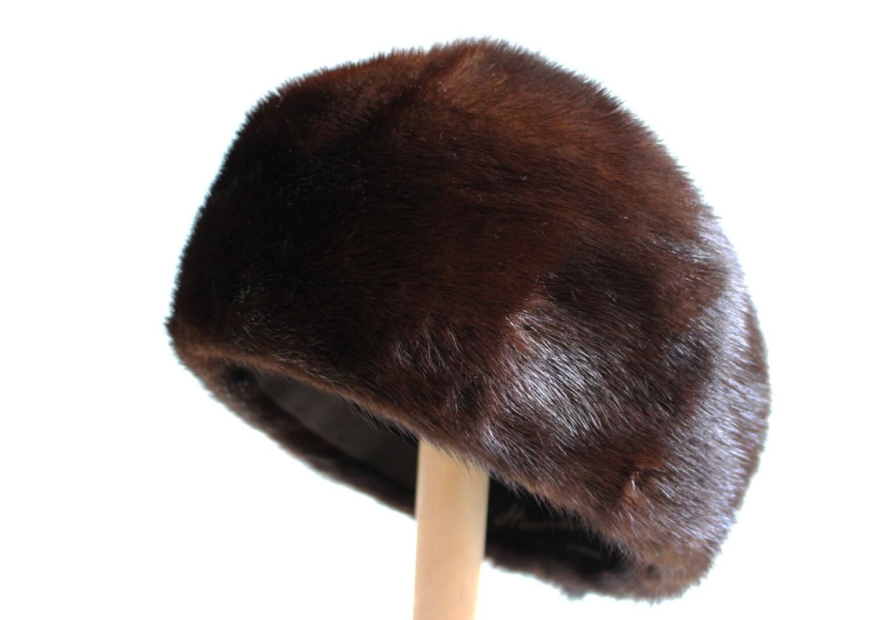 Vintage Fur Hat 116