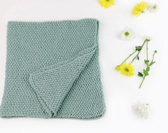 Dragonfly Blanket knitting kit