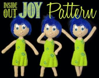 Inside Out Amigurumi Patterns : Doc McStuffins Amigurumi Crochet Pattern by Crochet4Days ...