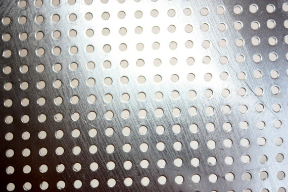 Vintage Rema 9 Perforated Pizza Pan Pizza
