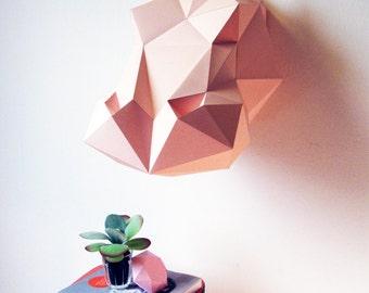Paper Hippo Folding Kit