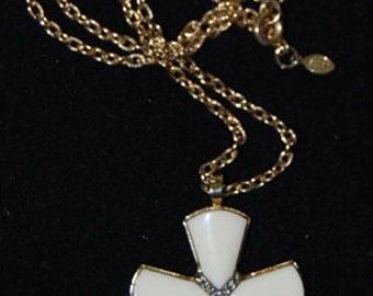 signed avon cross