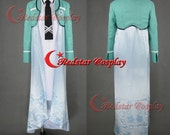 The Irregular at Magic High School Miyuki Shiba Uniform Cosplay Costume School Uniform Women Dress