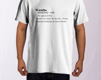 Wumbo T-Shirt - Spongebob