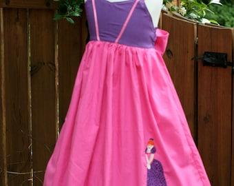 Anastasia Cinderellas Step sister Cotton Every Day Wear Dress