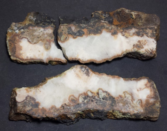 Yellow Onyx Slab For Lapidary : Unusual onyx slabs lapidary material awesome