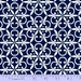 Jet Setter Studio 37 Marcus Brothers fabric 5588 blue white scrollwork geometric sewing quilting 100% cotton fabric by the yard