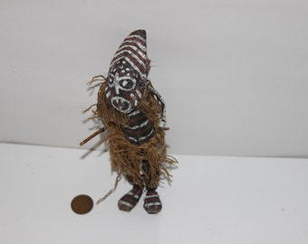 African Tribal Art.  African God