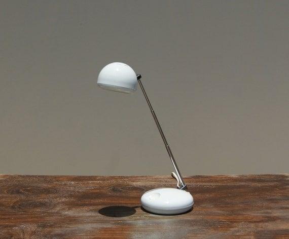 Vintage Sleek Style Tensor Desk Light By Retrostampedrare