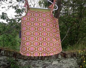 Reversable  Shoulderstrap Summer Dress