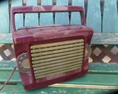 Antique Zenith Tube Radio AM