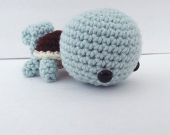 Squirtle Baby Rattle