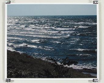 Sparkling waves - 8x10 inch print