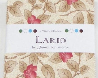 Lario Charm Pack by 3 Sisters for Moda - Charm Pack