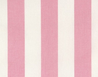 Premier Prints - Canopy Baby Pink Stripe