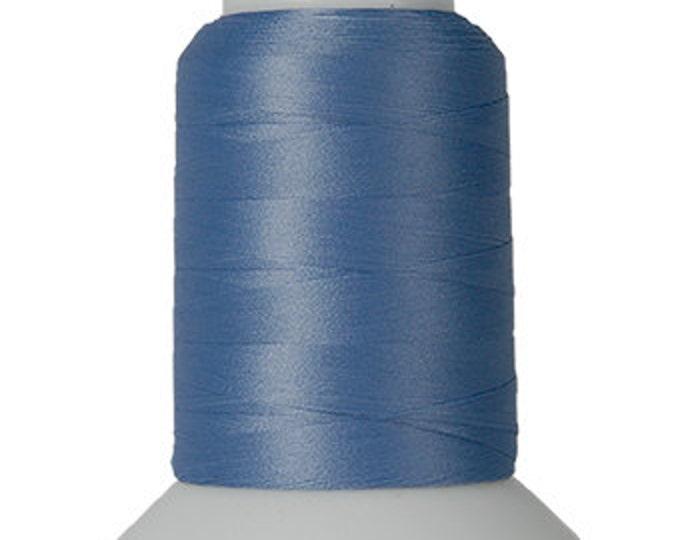 Thread Art - Wooly Nylon Thread - 1000m Spools - Denim - SKU:THWL9130