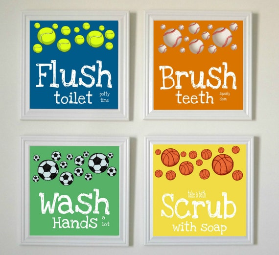 Sports themed bathroom accessories bathroom sets for Sports themed bathroom decor
