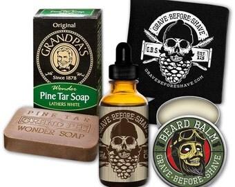 Complete Beard gift Pack