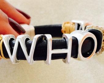 Who Dat Bracelet