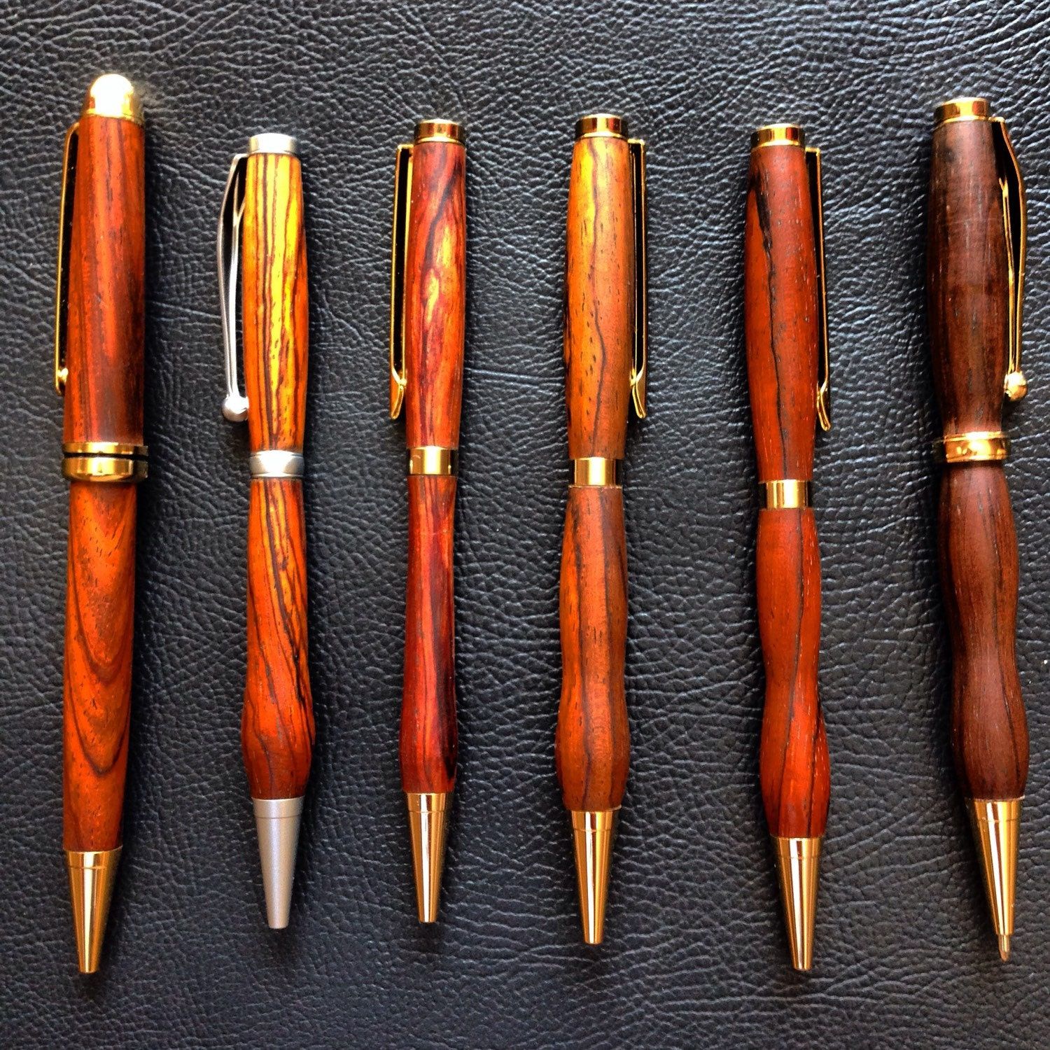 handmade wooden pens made wooden pens carved per order as these are 7882