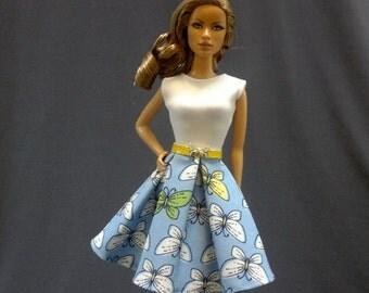 Dolls dress for Fashion royalty,FR,Silkstone,Vintage barbie - No.951