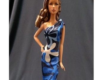 Dolls dress for Fashion royalty,,Silkstone,All barbie doll- No.849