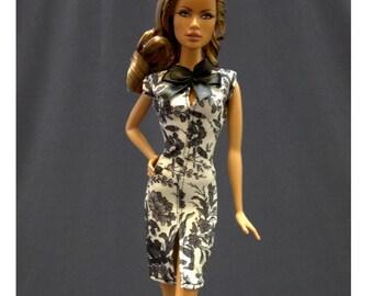 Dolls dress for Fashion royalty,,Silkstone,All barbie doll- No.928