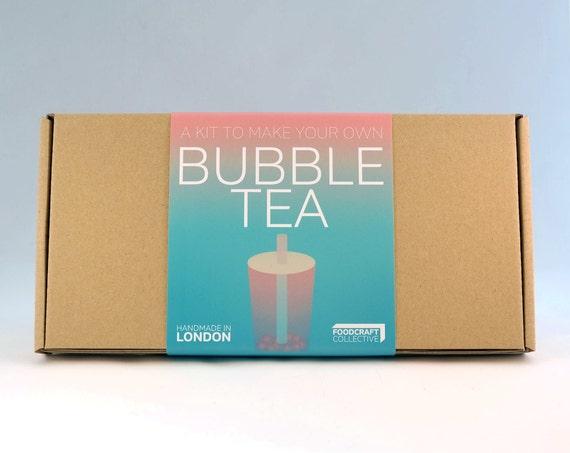 bubble tea kit make your own refreshing bubble by sandyleaffarm. Black Bedroom Furniture Sets. Home Design Ideas