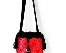 Handmade Wayuu bag,Ethnic Colombian Bag