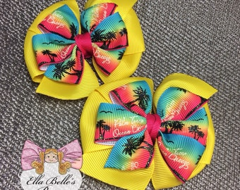 Beach Pigtail Sets~ choice of colors