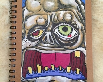 Monster Mouth Notebook