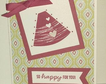 Congratulations - Pregnancy