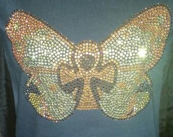 Butterfly Ankh