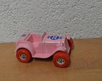 Vintage Little Pink Car