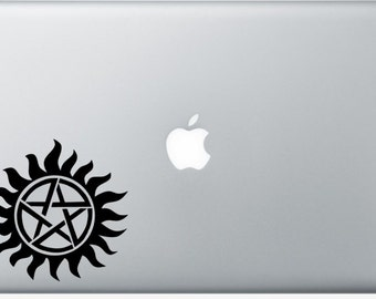 Supernatural Laptop Decal