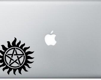 Supernatural Laptop Decal