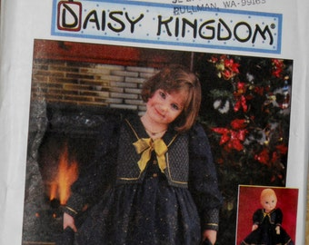SIMPLICITY DAISY KINGDOM Pattern #7359
